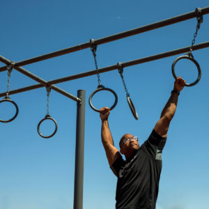 Outdoor Fitness Park Located in Los Angeles, California gallery thumbnail