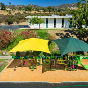 School Playground with Shade gallery thumbnail